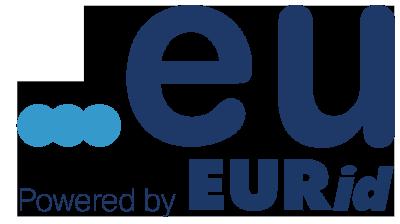 EURid logo .EU