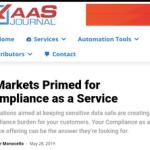 Compliance as a Service – en wat het vooral niet is