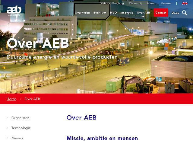 Over AEB