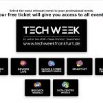 """Techweek Frankfurt – de kracht van """"unparalleled oversight"""""""