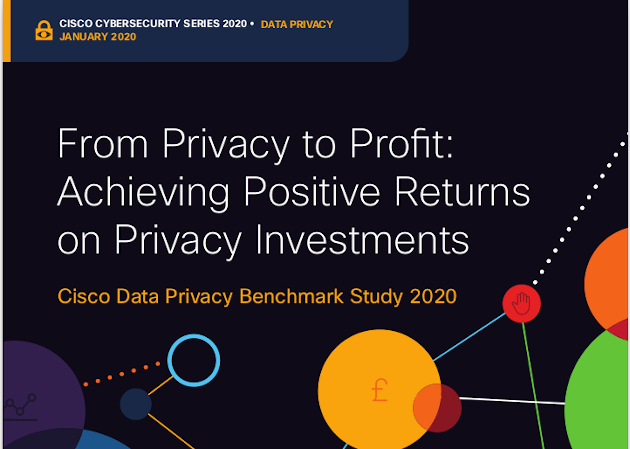 Cisco-202001 Privacy investments