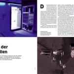 Datacenter in bunker werd 6 jaar door politie gemonitord