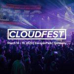 Als Cloudfest wel was doorgegaan…