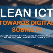 LeanICT-TheShiftProject2019