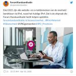 IPv6 uiterlijk per eind 2021 een must have, geen nice to have, voor de overheid