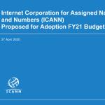 Het andere bericht van ICANN is ook belangrijk