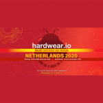 Hardwear.io Netherlands 2020 will take place entirely online