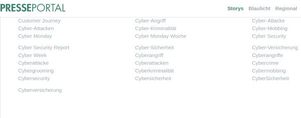Presseportal-Cyber