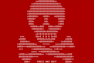 cyber ransomware malware