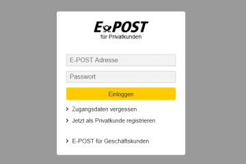E-Post-veilige-e-mail